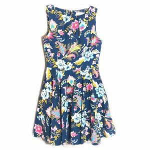 CLOSET Floral Midi Dress UK 12 / US 4